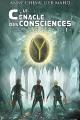 Couverture Le cénacle des consciences, tome 1 Editions ACM 2015