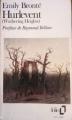 Couverture Les Hauts de Hurle-Vent / Les Hauts de Hurlevent / Hurlevent / Hurlevent des morts / Hurlemont Editions Folio  1991