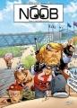 Couverture Noob (BD), tome 4 : Les Crédits ou la vie Editions Soleil (Jeunesse) 2011