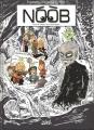 Couverture Noob (BD), tome 8 : Retour à la case départ Editions Soleil (Jeunesse) 2013