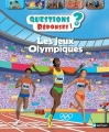 Couverture Les jeux olympiques Editions Nathan 2016
