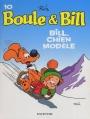 Couverture Boule & Bill, tome 10 : Bill, chien modèle Editions Dupuis 2008