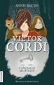 Couverture Victor Cordi, cycle 1, tome 1 : L'anomalie maléfique Editions La courte échelle 2012