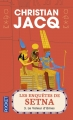 Couverture Les enquêtes de Setna, tome 3 : Le voleur d'âmes Editions Pocket 2016