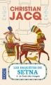 Couverture Les enquêtes de Setna, tome 4 : Le duel des mages Editions Pocket 2016