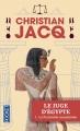 Couverture Le Juge d'Egypte, tome 1 : La Pyramide assassinée Editions Pocket 2001