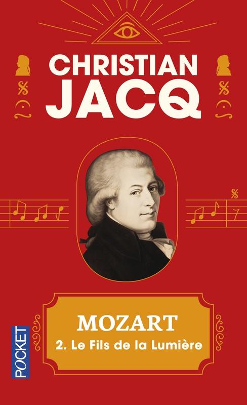 Couverture Mozart, tome 2 : Le fils de la lumière