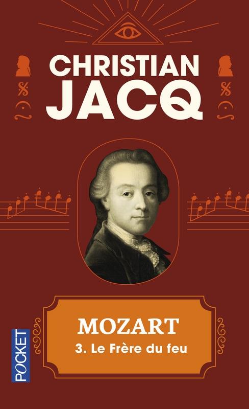 Couverture Mozart, tome 3 : Le frère du feu