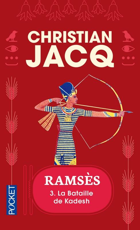 Couverture Ramsès, tome 3 : La bataille de Kadesh