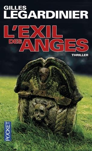 Couverture L'exil des anges