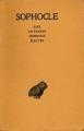 Couverture Antigone Editions Les belles lettres 1922