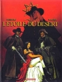 Couverture L'étoile du désert, intégrale Editions Dargaud 2001