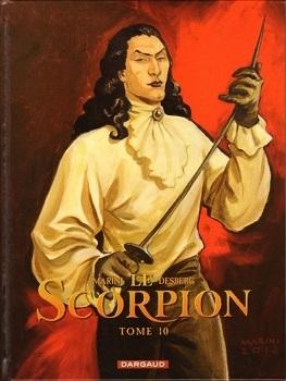 Couverture Le Scorpion, tome 10 : Au nom du fils