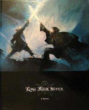 Couverture Long John Silver, tome 2 : Neptune