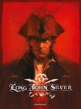 Couverture Long John Silver, intégrale