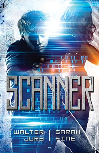 Couverture Scanner, tome 1