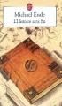 Couverture L'histoire sans fin Editions Le Livre de Poche 2005
