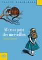 Couverture Alice au pays des merveilles / Les aventures d'Alice au pays des merveilles Editions Folio  (Junior - Textes classiques) 2015