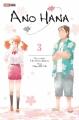 Couverture Ano Hana, tome 3 Editions Panini (Manga - Shônen) 2016