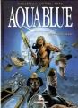 Couverture Aquablue, intégrale, tome 1 Editions Delcourt (20 ans) 2006
