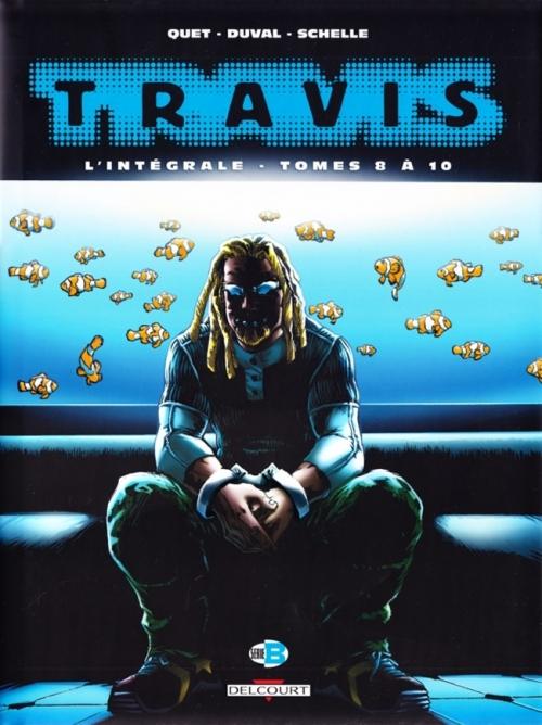 Couverture Travis, intégrale, tome 3