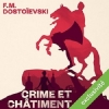 Couverture Crime et châtiment, intégrale Editions Audible studios 2015
