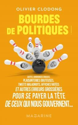 Couverture Bourdes de politiques