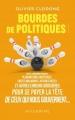 Couverture Bourdes de politiques Editions Mazarine 2016