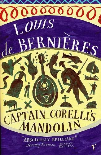 Couverture La mandoline du capitaine Corelli