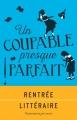 Couverture Un coupable presque parfait Editions Flammarion (Jeunesse) 2016