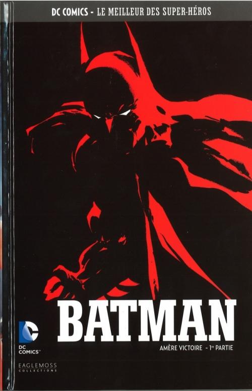 Couverture Batman : Amère victoire, tome 1