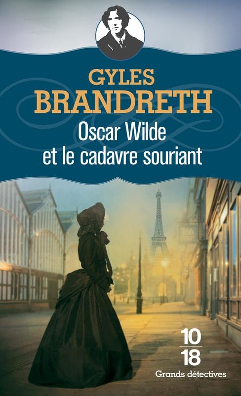 Couverture Oscar Wilde et le cadavre souriant