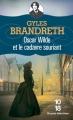 Couverture Oscar Wilde et le cadavre souriant Editions 10/18 (Grands détectives) 2013