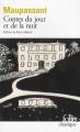 Couverture Contes du jour et de la nuit Editions Folio  (Classique) 2016