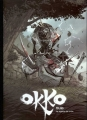Couverture Okko, intégrale, tome 3 : Le cycle de l'air Editions Bruno Graff 2010