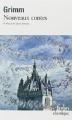 Couverture Nouveaux contes Editions Folio  (Classique) 2005