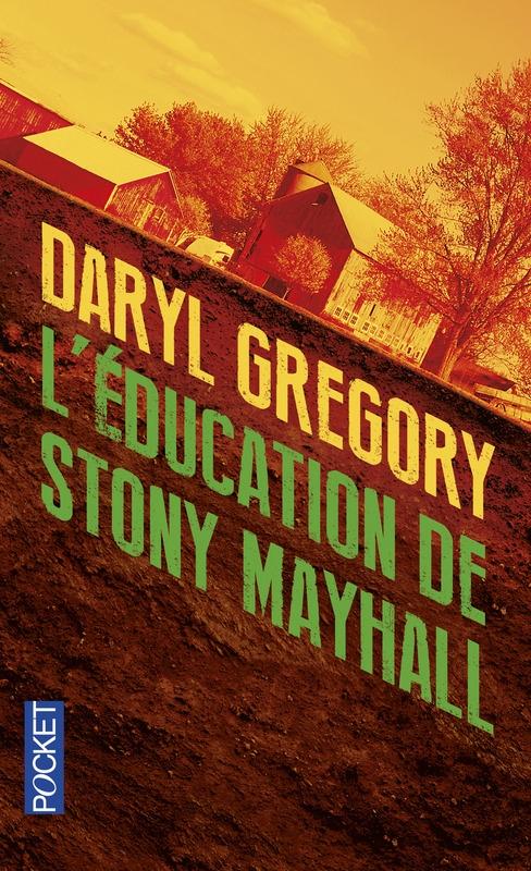 Couverture L'éducation de Stony Mayhall