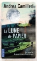 Couverture La lune de papier Editions Pocket 2009