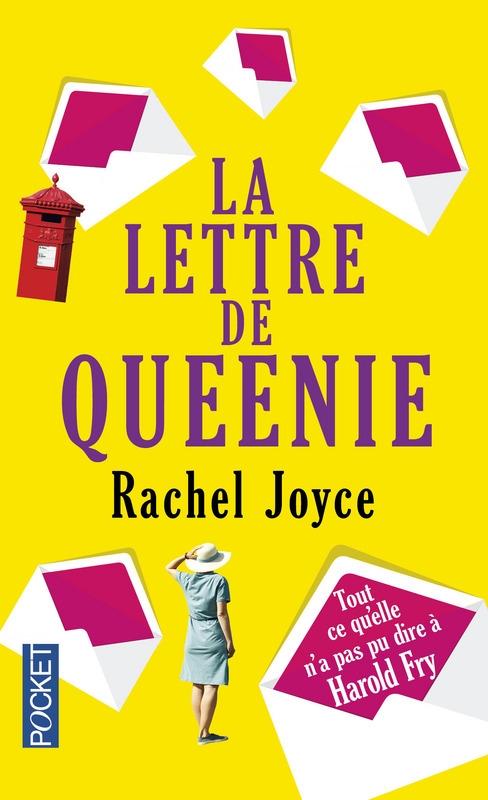Couverture La lettre de Queenie