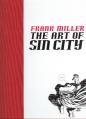 Couverture The Art of Sin City Editions Rackham 2003
