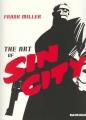 Couverture The Art of Sin City Editions Rackham 2005