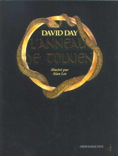 Couverture L'anneau de Tolkien