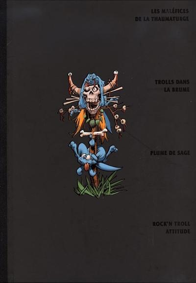 Couverture Trolls de Troy, intégrale (tirage limité), tome 2