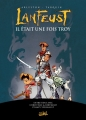 Couverture Lanfeust : Il était une fois Troy Editions Soleil 2009