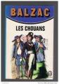Couverture Les chouans Editions Le livre de poche (Classique) 1972