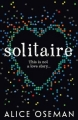 Couverture L'année solitaire Editions HarperCollins 2014