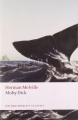 Couverture Moby Dick Editions Oxford University Press (World's classics) 2008