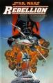 Couverture Star Wars (Légendes) : Rébellion, tome 2 : Echos du passé Editions Delcourt (Contrebande) 2007