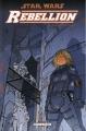 Couverture Star Wars (Légendes) : Rébellion, tome 6 : Petites victiores Editions Delcourt (Contrebande) 2009