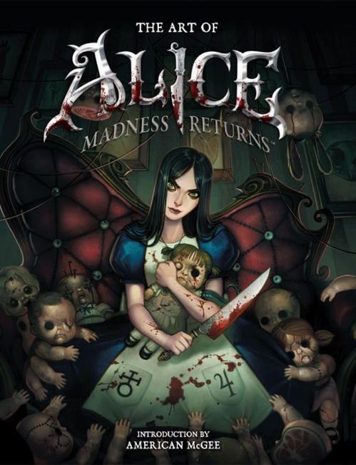 Couverture The Art of Alice Madness Returns